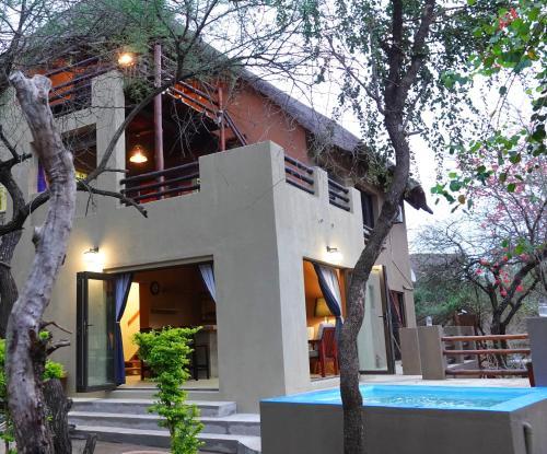 . Marloth Park Hippo House