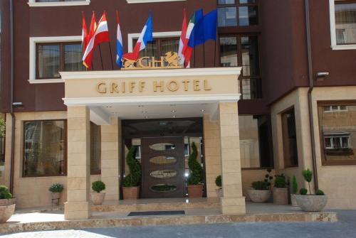 . Griff Hotel Zalau