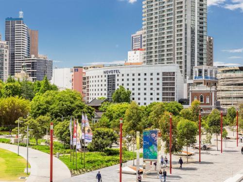 Novotel Sydney Darling Square - image 1