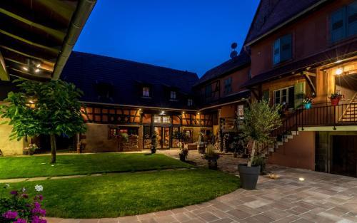 Chambres d'hôtes au Freidbarry - Chambre d'hôtes - Schillersdorf