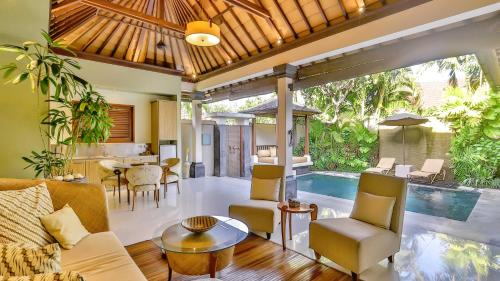 Special offer - One-Bedroom Luxury Spa Villa with Spa Credit ( Per Stay )