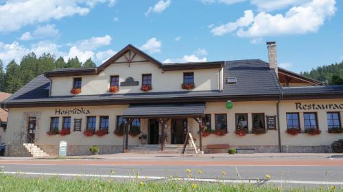 Penzion a restaurace Staré Časy - Horní Bečva