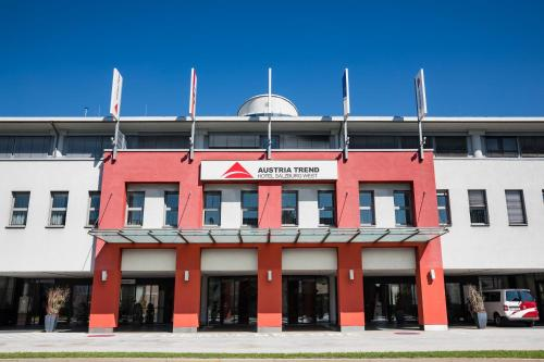 Austria Trend  Salzburg West, Pension in Wals