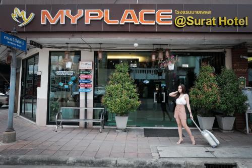 . Myplace@Surat Hotel