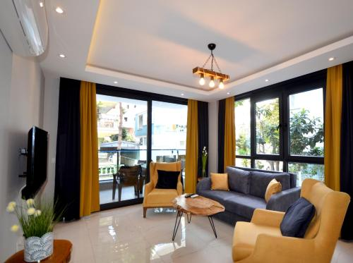 . Alanya Cleopatra Beach Luxury Apartment 2 in Hygienic Condition