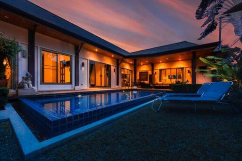 Kokyang Villa 3 bedrooms Nai Harn Kokyang Villa 3 bedrooms Nai Harn