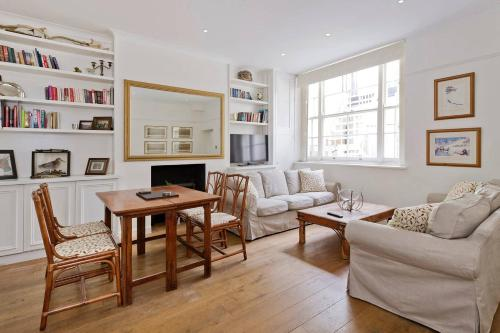Comfortable, Traditional 2-Bed Apt. In Pimlico