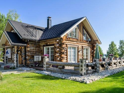 Holiday Home Koukunnokka - Nurmes