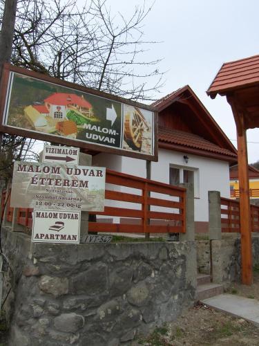 Malom Udvar, Pásztó