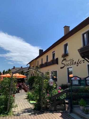 Hotel-overnachting met je hond in Gasthof Seelhofer - Prigglitz