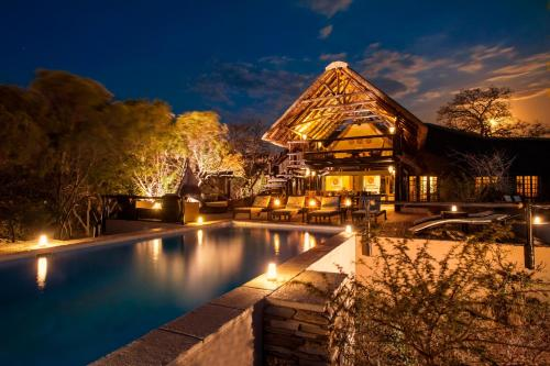 Hotel Vuyani Safari Lodge - All Inclusive