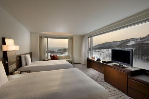 北海道新雪谷希爾頓度假酒店