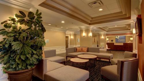 . Holiday Inn Express & Suites Alpharetta