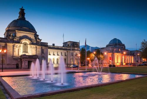 Foto - Holiday Inn Cardiff City
