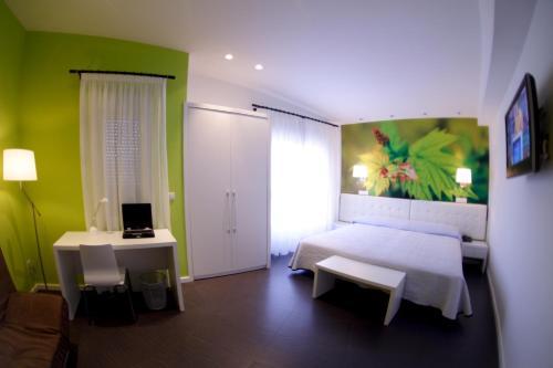 Superior Doppelzimmer - Einzelnutzung Hotel Villa Sonsierra 29