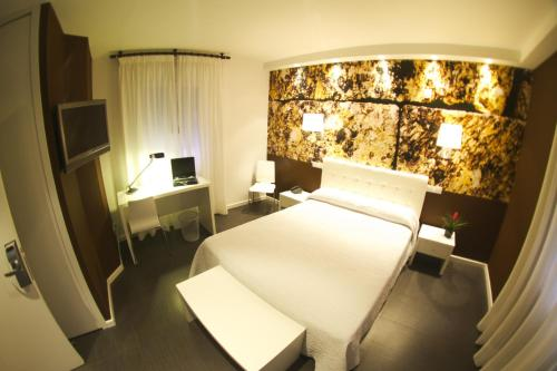 Doppelzimmer - Einzelnutzung Hotel Villa Sonsierra 23