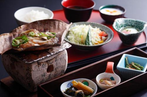 Japanese-Style Room - Annex - Breakfast and Dinner included