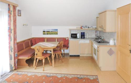 Apartment Moardörfl IV Wagrain