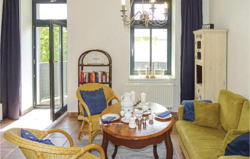 . Amazing apartment in Schwerin w/ WiFi and 1 Bedrooms