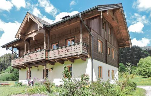 Apartment Moardörfl V Wagrain