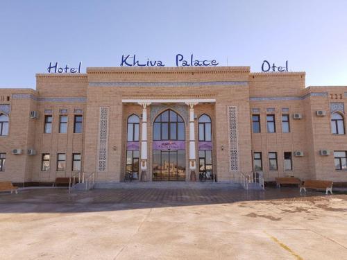 . Hotel Khiva Palace