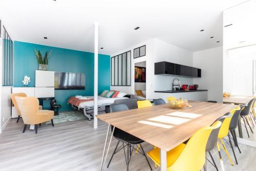Brand New Apartment- Bastille District - Location saisonnière - Paris