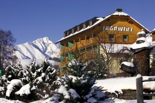Landgasthof Jagawirt - Hotel - Krakauschatten