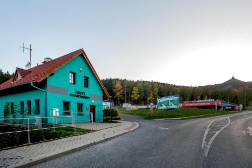 Čerti Apartmány - Accommodation - Liberec