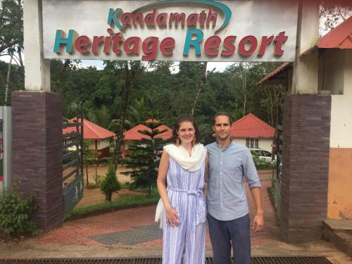 Kandamath Heritage Resort, Kollam