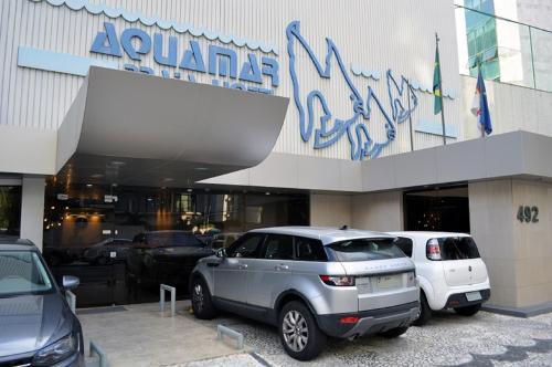 Hotel Aquamar Praia Hotel