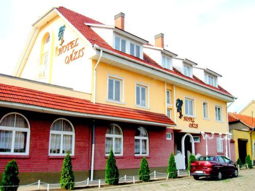 . Oázis Hotel Étterem