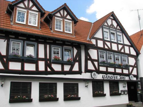 Restaurant   Pension Mainzer Tor