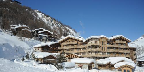 Hôtel Les Barmes De l'Ours - Hotel - Val d'Isère