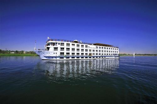 Jaz Crown Jewel Nile Cruise - Every Saturday from Luxor for 07 & 04 Nights - Every Wednesday From As