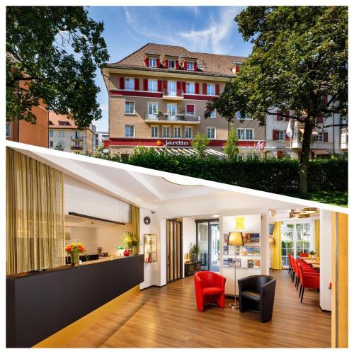 Hotel Jardin Bern, 3014 Bern
