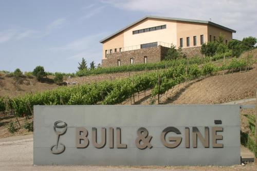 Hotel Hotel-celler Buil & Gine 1