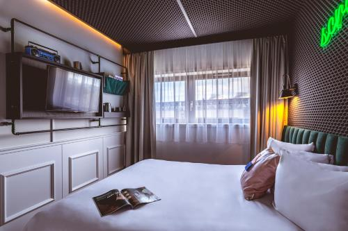 The ReMIX Hotel - Hôtel - Paris
