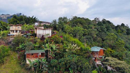 Hotel Mirador Finca Morrogacho