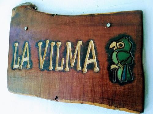 La Vilma. Hospedaje.