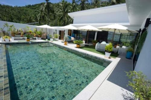 HSH - 5 bedrooms villa - Chaweng Hills - Koh Samui HSH - 5 bedrooms villa - Chaweng Hills - Koh Samui