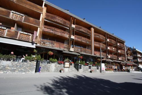 Apartment Corfou Crans Montana