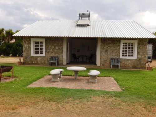 . Meteorite Rest Camp