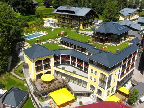 Hotel Saalbacher Hof Hinterglemm