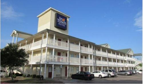 . Intown Suites Extended Stay Dallas/Garland