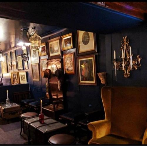 . The Gin Lounge Rooms