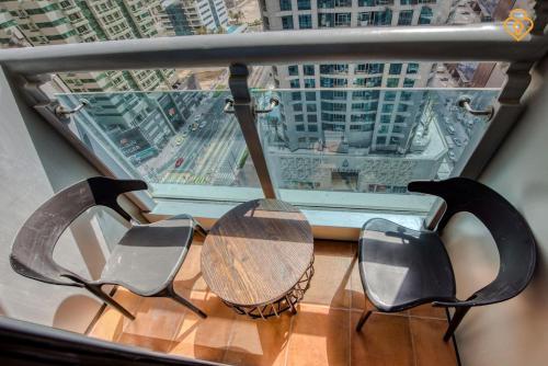 Keysplease New 2 B/R Apt Princess Tower Dubai Marina - image 4