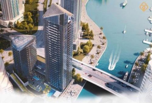 Keysplease New 2 B/R Apt Princess Tower Dubai Marina - image 11