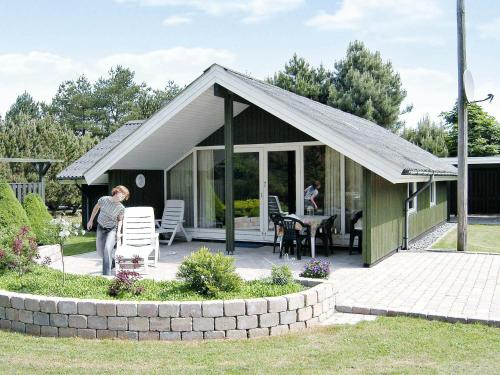 . Three-Bedroom Holiday home in Idestrup 3