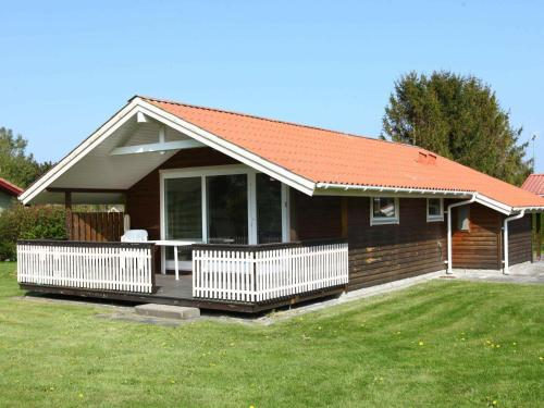 . Two-Bedroom Holiday home in Skibby 1