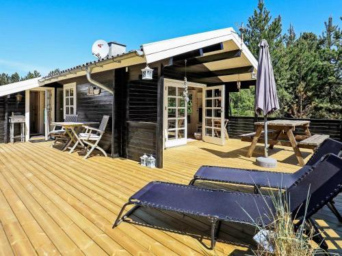 Holiday Home Grusbakken, Pension in Jerup
